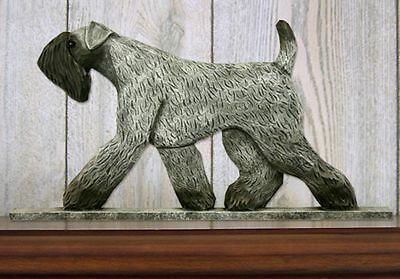Kerry Blue Terrier Sign Plaque Wall Decor