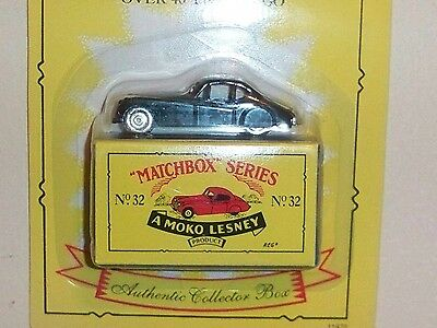1993 Matchbox Originals Limited Edition Collectors' Series II 1:72 Scale Diecast