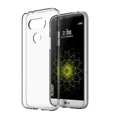 """LG G5 Crystal Clear Soft Transparent Thin TPU Case Cover Back 5.3"""" from Canada"""