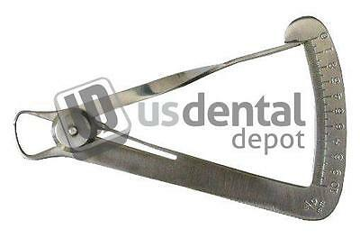 KEYSTONE Caliper For Metal ( Double - Sided ) Calibre K# 1 034-1210030