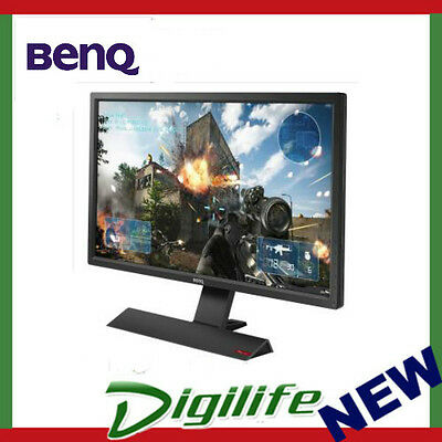 "BenQ RL2755HM 27"" Full HD LED Gaming Monitor 1MS VGA/DVI/HDMIx2/Speakers"
