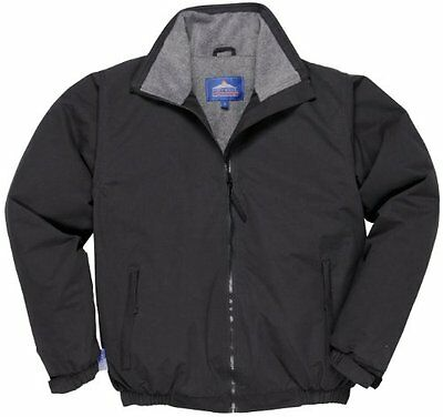 Portwest S538BKRXL Extra Large Moray Jacket - Black