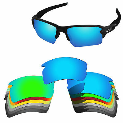 Polarized Replacement Lenses For-Oakley Flak 2.0 XL Sunglasses Multi - Options