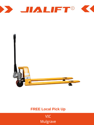 Brand New Super Low 35mm Hand Pallet Jack/Truck Capacity 1.0T