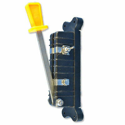 Heavy Duty Cut Out On Off Switch For Electric Fence X 4