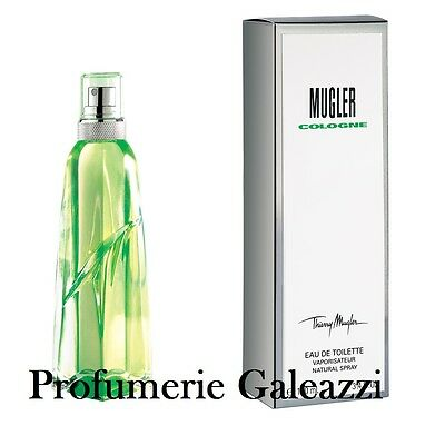 THIERRY MUGLER COLOGNE EDT VAPO NATURAL SPRAY - 100 ml