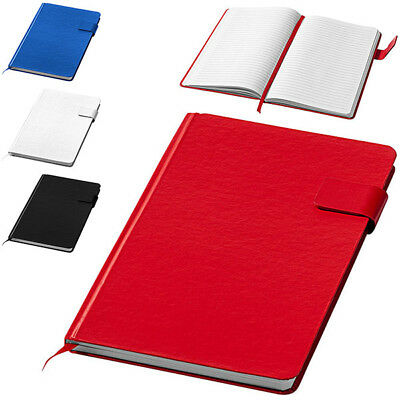 Notebook per Appunti Litera 80 Fogli A5 a Righe Memo Block Notes Magnetico