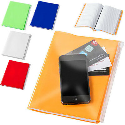 Notebook per Appunti Escape con 80 Fogli A5 a Righe Memo Block Notes Tasca