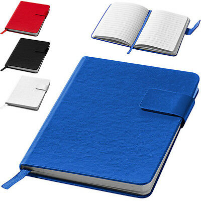 Notebook per Appunti Junior Litera 80 Fogli A6 a Righe Block Notes Magnetico