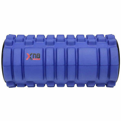 Yoga Roller Trigger Point Sports Grid Foam Roller Massage Gym Injury Recovery