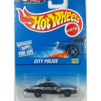 Hot Wheels City Police #622 Year: 1997. Best Price