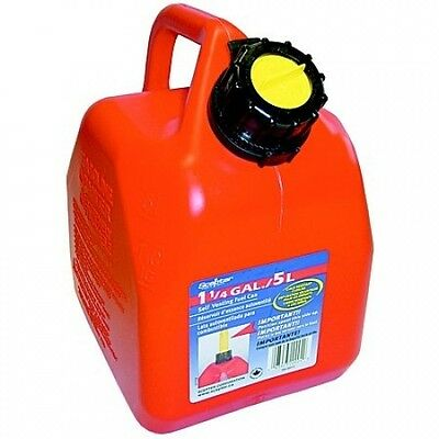Sceptre Fuel Can 5L. Delivery is Free