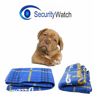 New Pet Blankets For Dog Soft Cosy Fleece Great New Gift  Pet Travel Naps#11