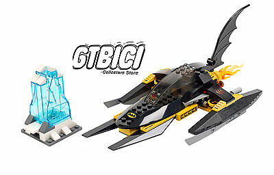 LEGO SUPER HEROES DC COMIC BATBOAT AND ICE BLOCK Ref 76000 WITHOUT MINIFIGURES