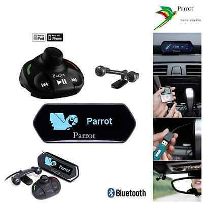 Parrot MKi9100 Kit VivaVoce Bluetooth da auto con display lcd OLED - NUOVO