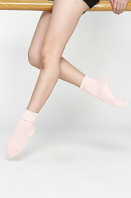 Bulk Dance Socks Ballet Pink for Jazz or Ballet 5 pairs discount