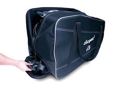 Clicgear TRAVEL GOLF TROLLEY STORAGE BAG 8.0 Model