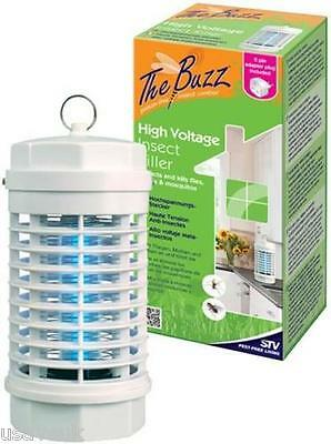High Voltage Electronic Fly & Moth Insect Killer stv880 - Kills Flies