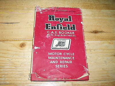 The Pearson's Book of the Royal Enfield.