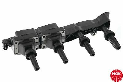 U6011 NGK NTK IGNITION COIL RAIL COIL [48045] NEW in BOX!