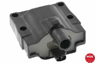 U1018 NGK NTK DISTRIBUTOR IGNITION COIL - DRY [48105] NEW in BOX!