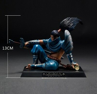 2016 Game LOL Action Figure Model Toys Size about 12-15cm figura yasuo