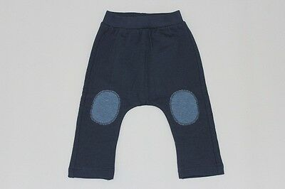 BRAND NEW COUNTRY ROAD BABY BOYS PATCH TRACK PANT size 3-6m
