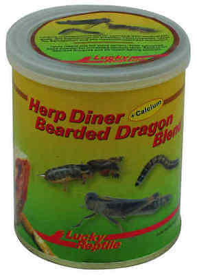 Lucky Reptile Herp Diner - Bearded Dragon Blend 70 g Reptilienfutter