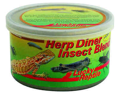 Lucky Reptile Herp Diner Insect Blend 35g Reptilienfutter