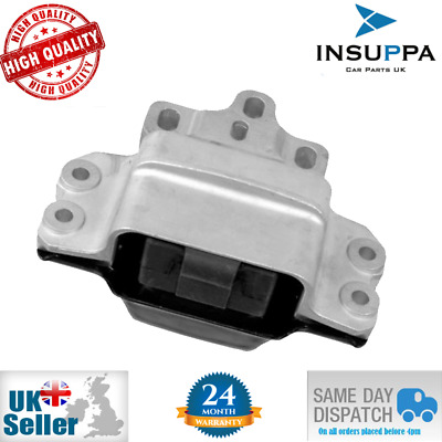AUDI A3 8P Engine Mount Left 2.0 2.0D 03 to 13 Mounting Firstline 1K0199555Q New