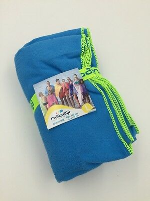 Microfibre Towels Nabaiji Swimming Camping Travel Sport