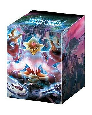 Japanese Pokemon XY10 Awakening of the Psychic King Mega Alakzam Deck Box. Free