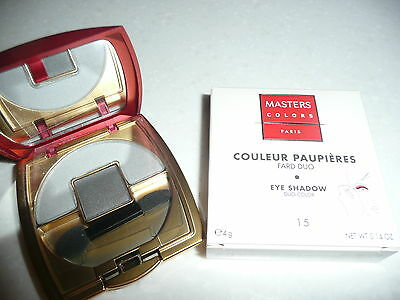 MASTERS COLORS - COULEUR PAUPIERES - Fard duo n°15