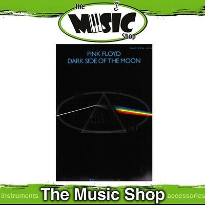 New Pink Floyd Dark Side of the Moon PVG Music Book - Piano Vocal Guitar