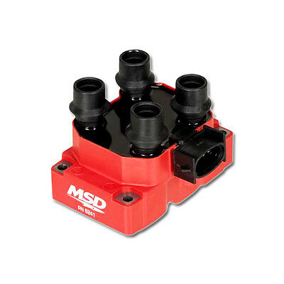MSD Ignition Ford Coil Pack, 4-Tower, For 1995-1998 4.6L DOHC/SOHC, PN: 8241
