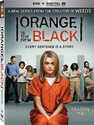 Orange Is The New Black . The Complete Season 1 . Taylor Schilling . 4 DVD . NEU
