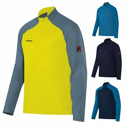 Atacazo Light Zip Pull Men,Mammut,Touren-Trail-Kletter-Biking Zip Pullover