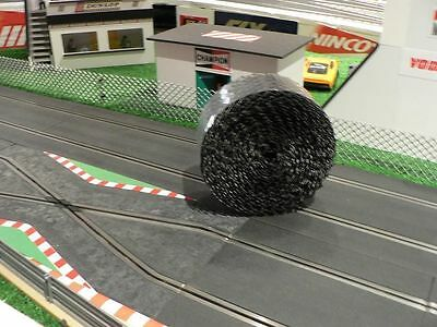 Scalextric Trackside Fencing for Slotcar Tracks - 8 metres Brand NEW !