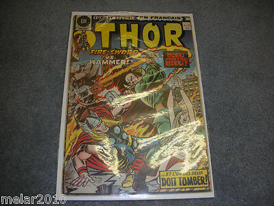 Thor 1974 # 33 Format Special French Heritage