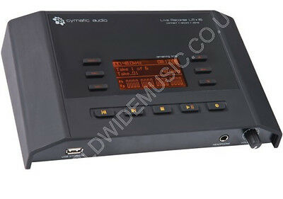 Cymatic Audio 16 Track Live Recorder and USB Interface - 16 track Recording LR16