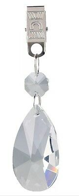 d-c-fix® Table Cloth Weight Crystal (Pack of 4)