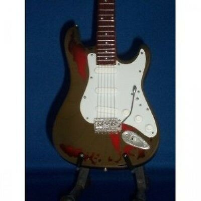 Mini Guitar RORY GALLAGHER Vintage Worn Model. Shipping is Free