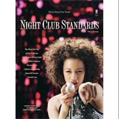 Hal Leonard Night Club Standards for Females Volume 1. Shipping Included