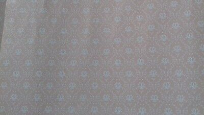 Dolls House Emporium Quality Wallpaper 400 x 600mm 8264 Rose French Toile