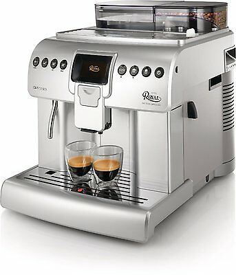 Saeco Royal Professional One Touch Silver Super Automatic Espresso Machine