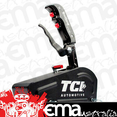Tci Outlaw Blackout 2 Button Shifter Tci611641Bl Suit Gm & Ford 4-Speed Trans