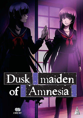Dusk Maiden Of Amnesia . The Complete Series Collection . Anime . 2 DVD . NEU