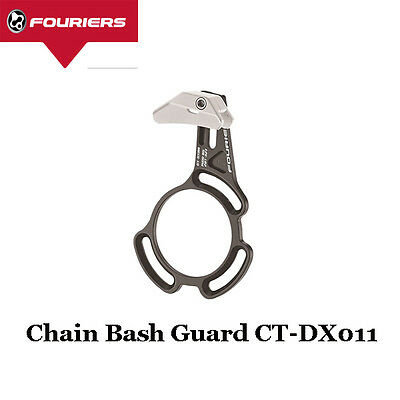 Fouriers Chain Guide Bash Guards CT-DX011 28-32T For MTB 1*System ISCG03 ISCG05