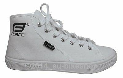 9510141 New Force Sneakers FORCE Ankle- White Size 41