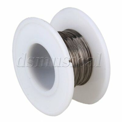 20M 34Ω Nichrome Wire 0.2mm Heating Wire Resistance Wire 2080 for DIY Production